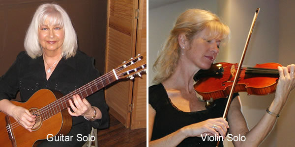 Phyllis Lynch & Friends Live Music - Soloists